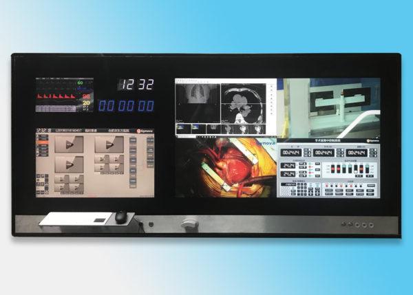 OR-CONSOLE® - Le concept panel PC mural individuel et polyvalent